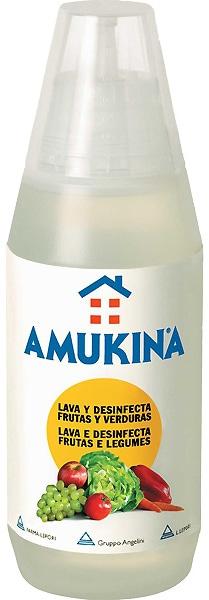 Envase de Amukina