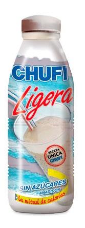 CHUFI: Con Chufa 100% de Valencia 0% azúcar añadido