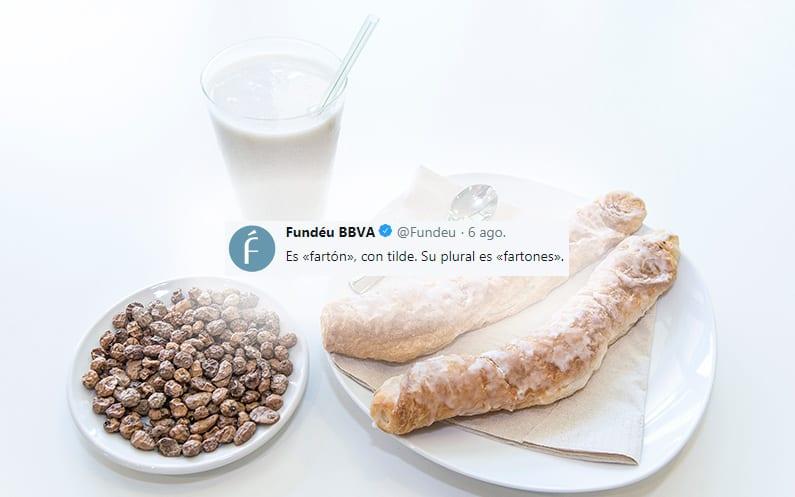 Fartón (singular) y Fartones (plural): Confirmado por FUNDEU
