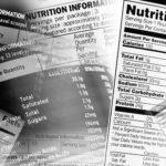 Horchata de chufa: información nutricional