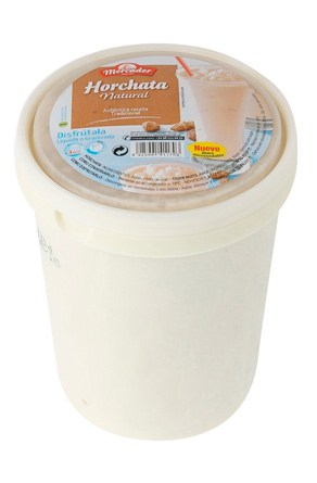 Horchata Natural (Mercader) - CONGELADA