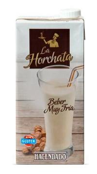 """""""La horchata"""" fabricada por DAFSA"""