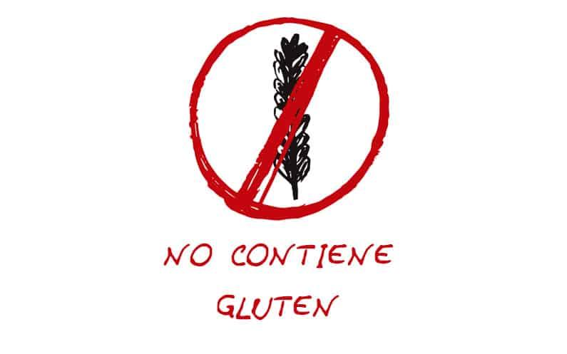 ¿La horchata tiene gluten?