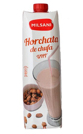 HORCHATA DE CHUFA Milsani UHT