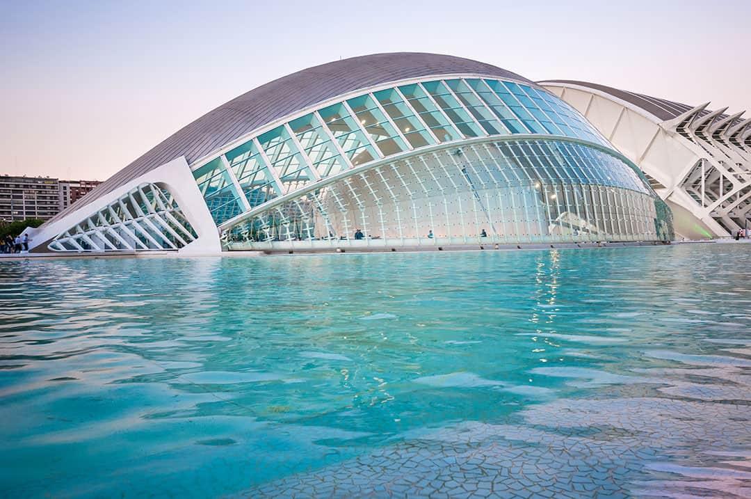 Oceanografic en Valencia