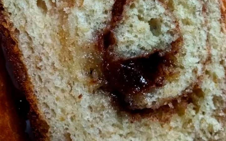 RECETA de pan dulce de horchata, canela y limón