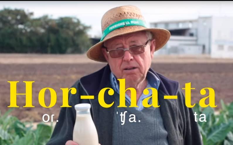 This is Horchata: La respuesta valenciana a Tigermylk (leche vegana inglesa)