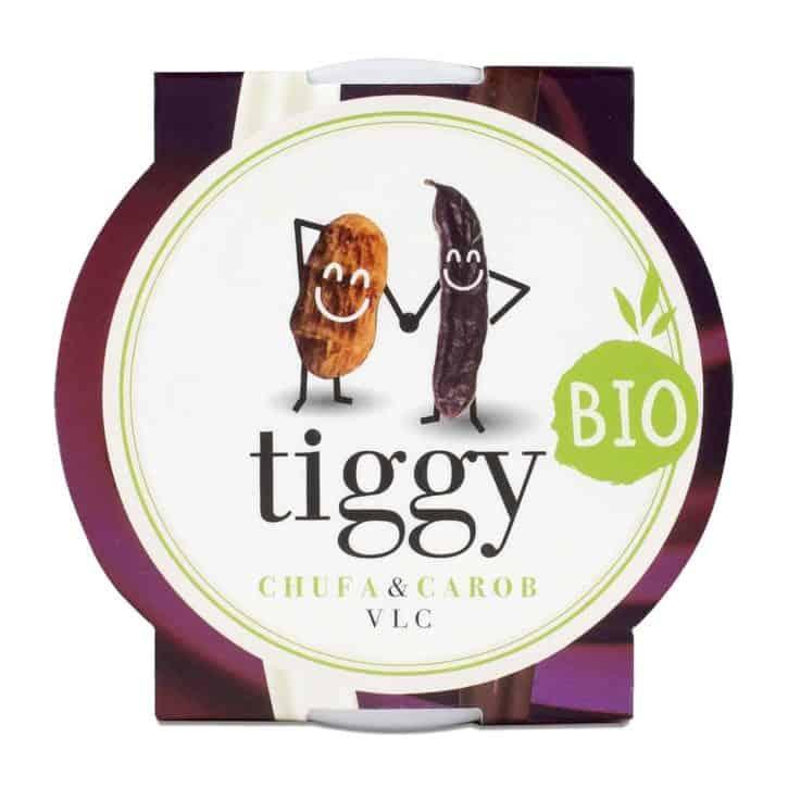 Tiggy: Crema untable de chufa y algarroba