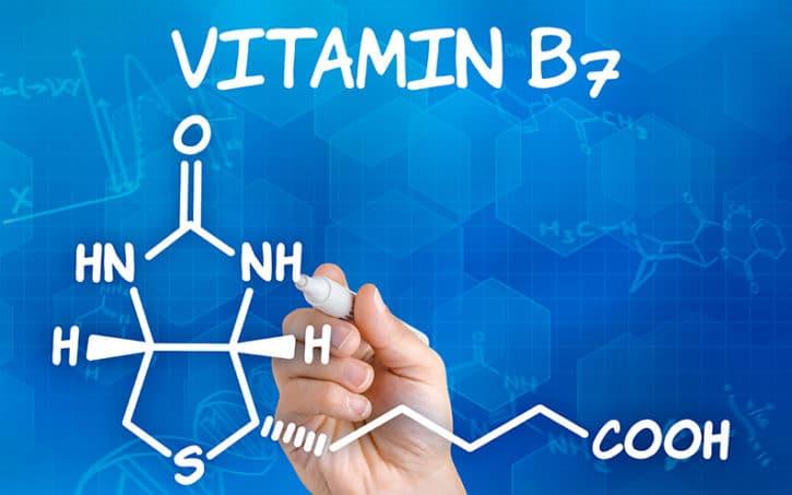 La horchata de chufa natural tiene altos niveles de Vitamina B7 (Biotina)