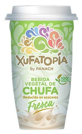 Xufatopía: Bebida vegetal de chufa reducida en azúcares